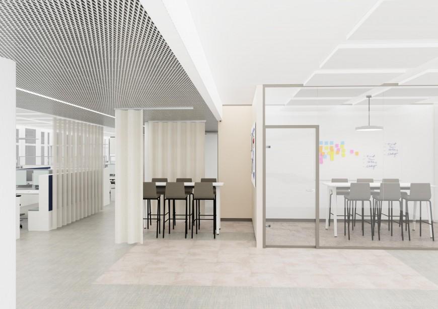 Allreal   Büroeinrichtung - Büroplanung - Innenausbau   WSA