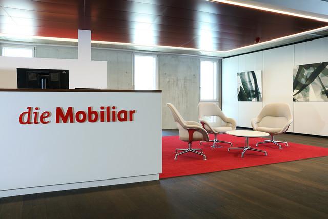 Die Mobiliar Glattal, Opfikon   Büroeinrichtung - Büroplanung - Innenausbau   WSA
