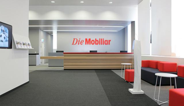 Die Mobiliar, Wetzikon   Büroeinrichtung - Büroplanung - Innenausbau   WSA