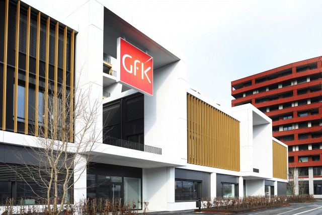 GfK Switzerland AG   Büroeinrichtung - Büroplanung - Innenausbau   WSA