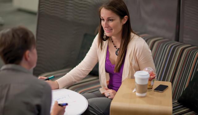 Individuelle Arbeitsstile fordern flexible Arbeitsplätze   Büroeinrichtung - Büroplanung - Innenausbau   WSA