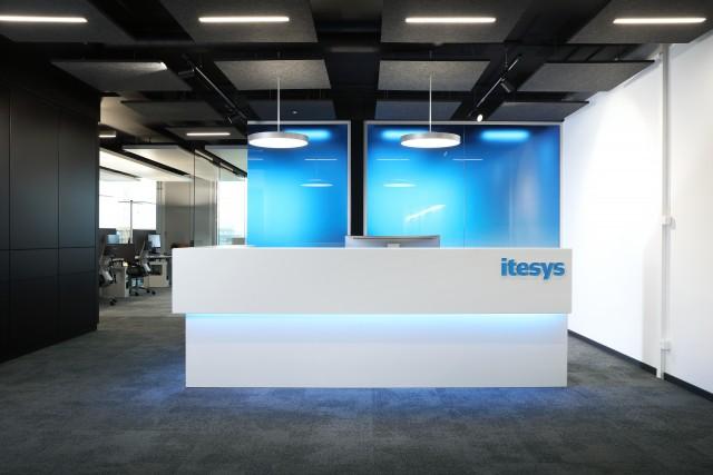 Itesys AG   Büroeinrichtung - Büroplanung - Innenausbau   WSA