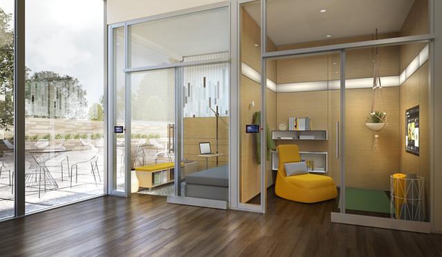 Mehr Platz für Privatsphäre   Büroeinrichtung - Büroplanung - Innenausbau   WSA