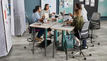 Steelcase Flex Collection | Büroeinrichtung - Büroplanung - Innenausbau | WSA