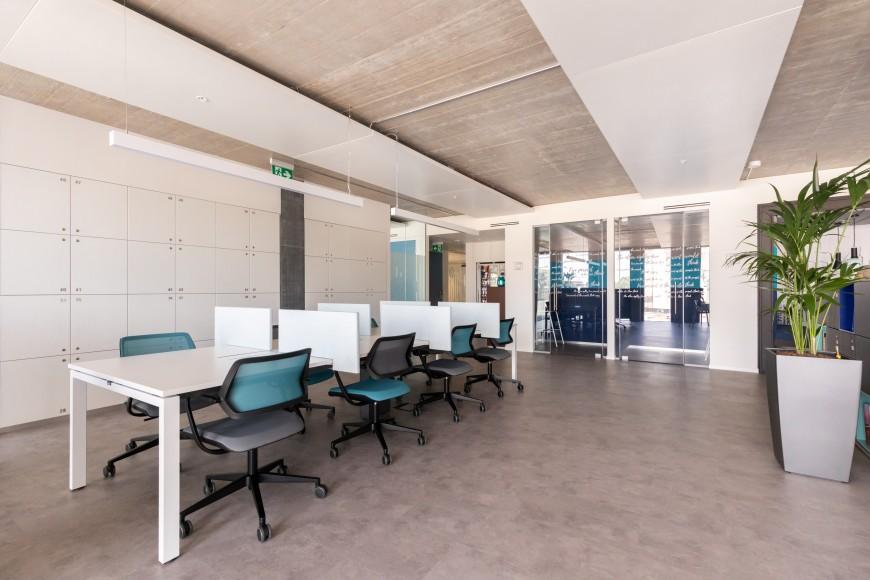 Genf | Büroeinrichtung - Büroplanung - Innenausbau | WSA