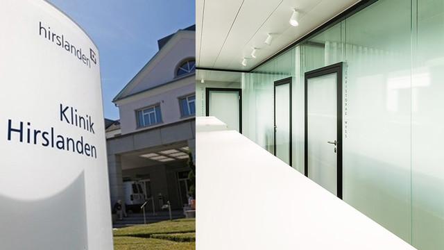 Klinik Hirslanden Zürich   Büroeinrichtung - Büroplanung - Innenausbau   WSA