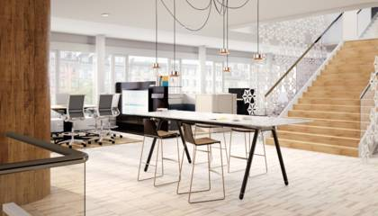 Steelcase | Büroeinrichtung - Büroplanung - Innenausbau | WSA