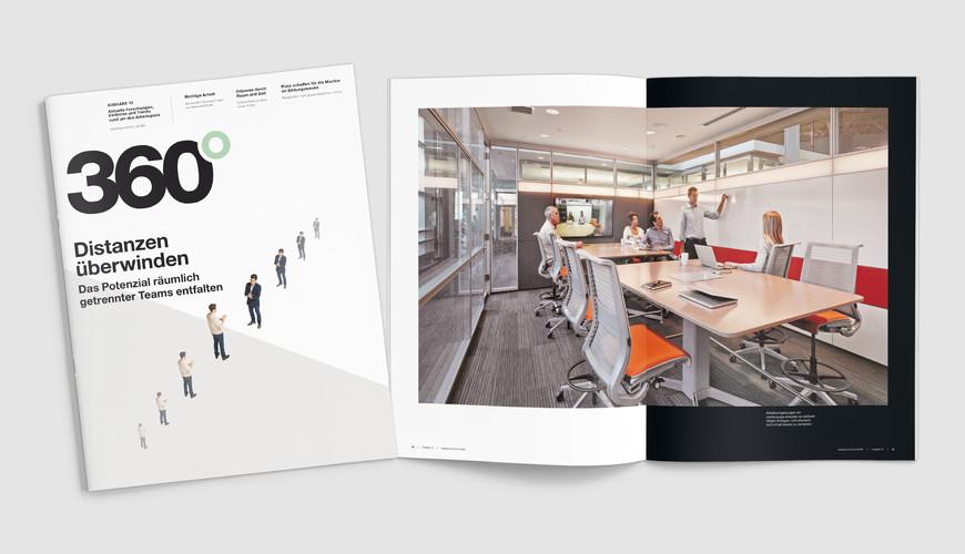 Wissenswertes und 360° Magazine | Büroeinrichtung - Büroplanung - Innenausbau | WSA