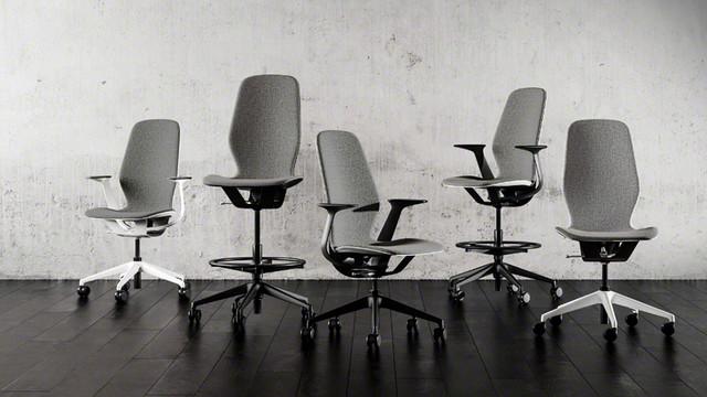 SILQ   Büroeinrichtung - Büroplanung - Innenausbau   WSA