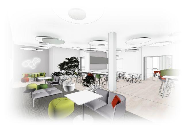 Interior Design | Büroeinrichtung - Büroplanung - Innenausbau | WSA