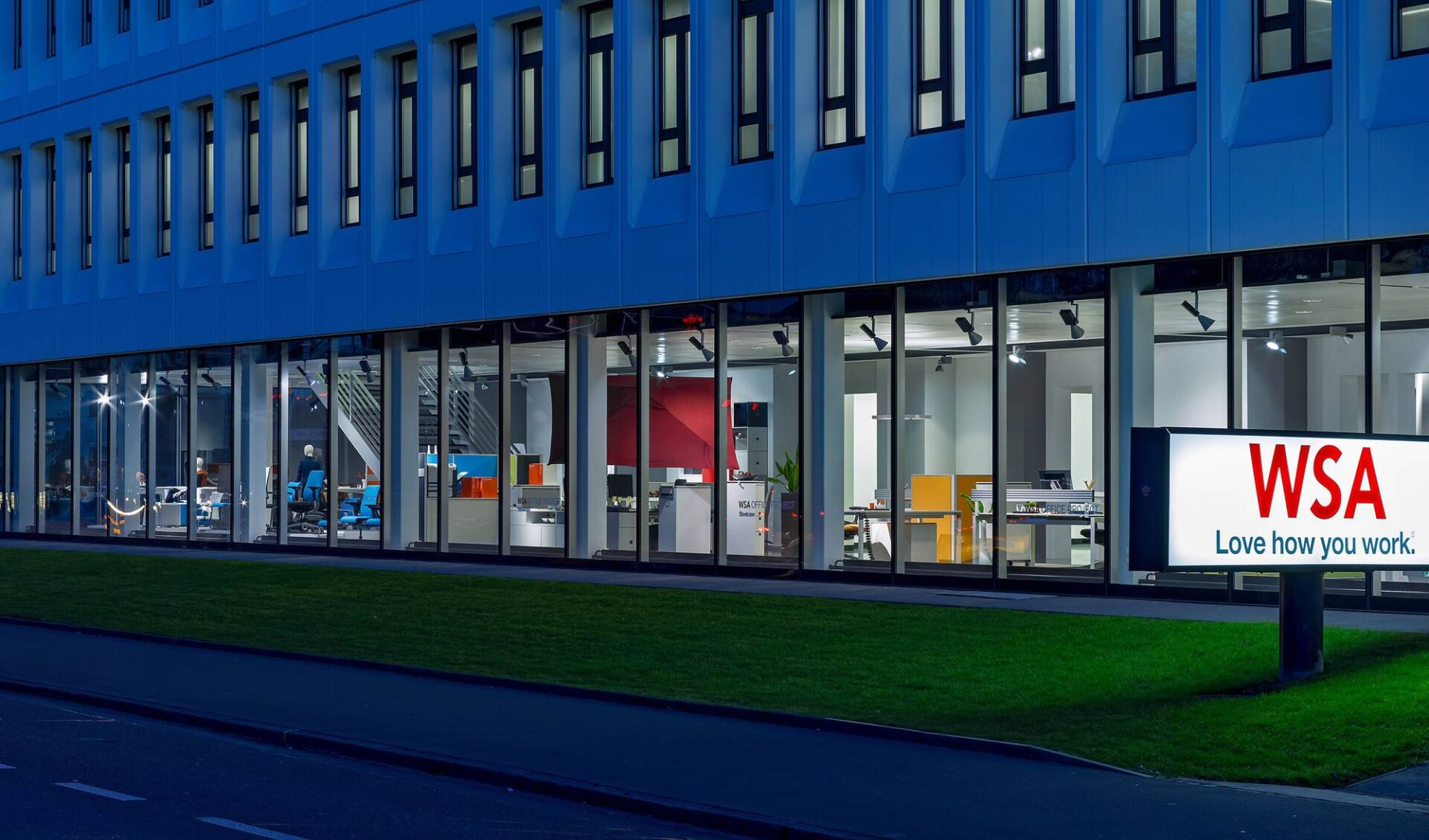 Über WSA | Büroeinrichtung - Büroplanung - Innenausbau | WSA