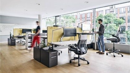 Back to the Office Solutions | Büroeinrichtung - Büroplanung - Innenausbau | WSA