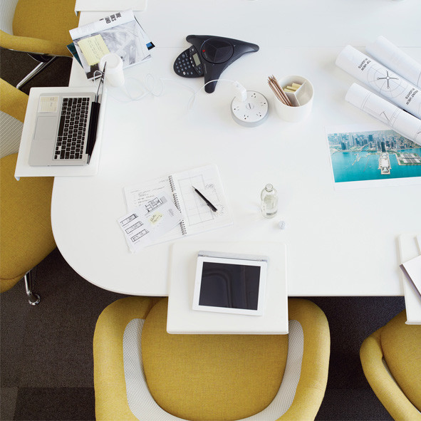 Meetingtische | Büroeinrichtung - Büroplanung - Innenausbau | WSA
