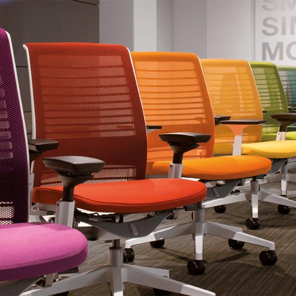 Sitzmobiliar | Büroeinrichtung - Büroplanung - Innenausbau | WSA