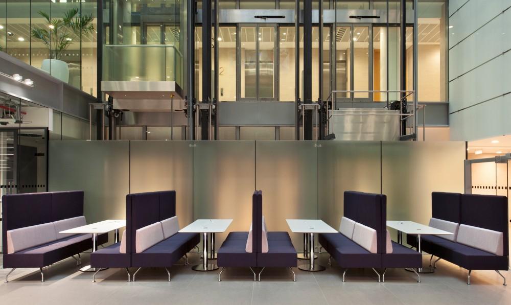 Perimeter | Büroeinrichtung - Büroplanung - Innenausbau | WSA