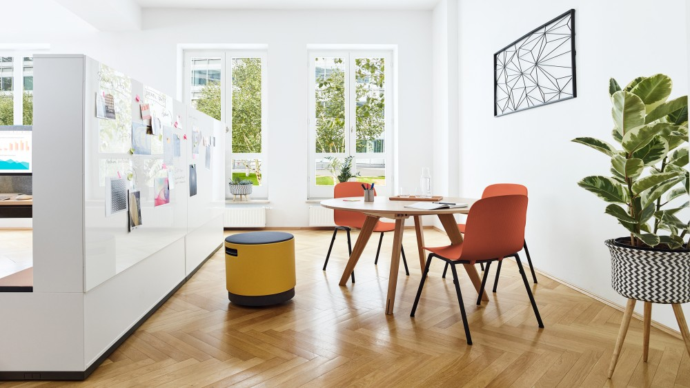 Cavatina | Büroeinrichtung - Büroplanung - Innenausbau | WSA