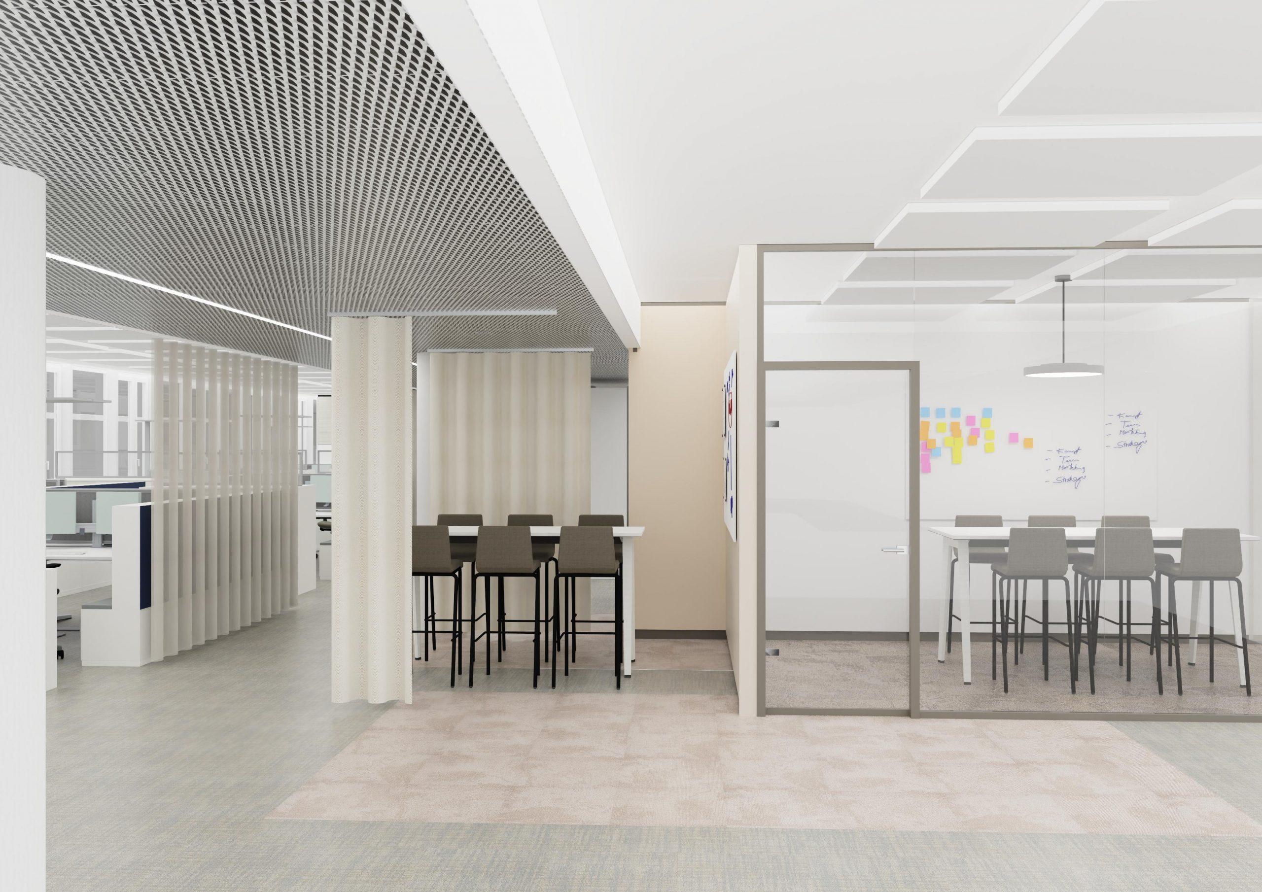 Aktuelle Projekte | Büroeinrichtung - Büroplanung - Innenausbau | WSA