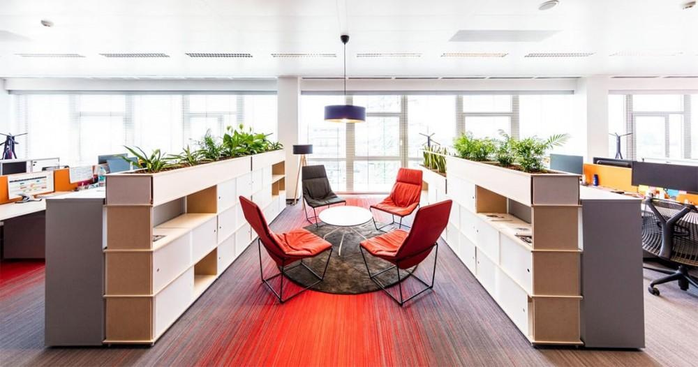 Ace | Büroeinrichtung - Büroplanung - Innenausbau | WSA