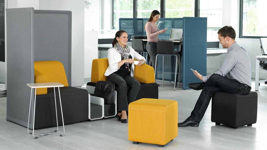 B-Free | Büroeinrichtung - Büroplanung - Innenausbau | WSA