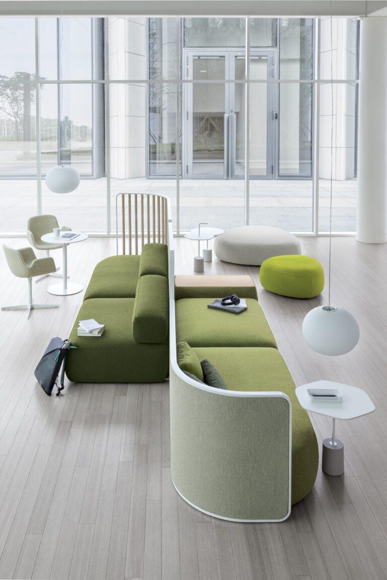 Plus | Büroeinrichtung - Büroplanung - Innenausbau | WSA