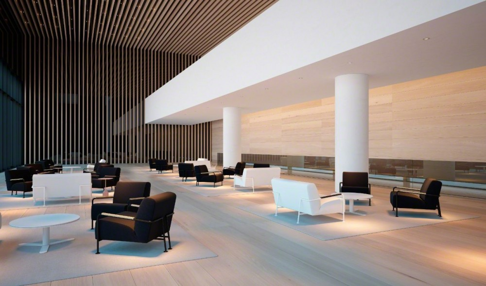 Colubi | Büroeinrichtung - Büroplanung - Innenausbau | WSA