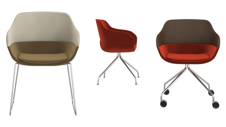 Crona   Crona Lounge   Büroeinrichtung - Büroplanung - Innenausbau   WSA