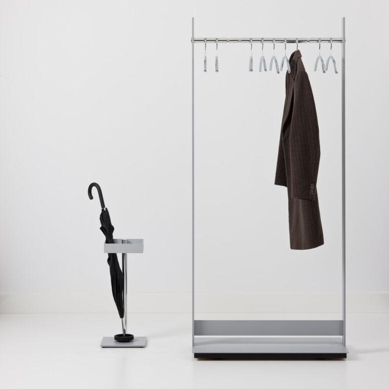 Garderobe | Büroeinrichtung - Büroplanung - Innenausbau | WSA