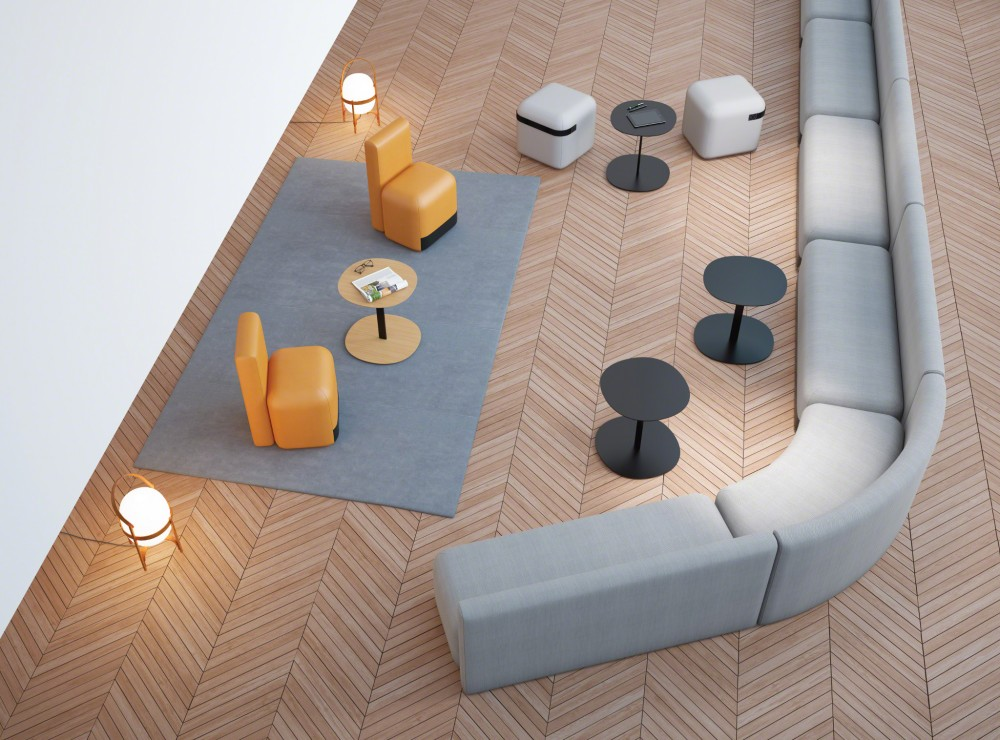 Season Sofa | Büroeinrichtung - Büroplanung - Innenausbau | WSA