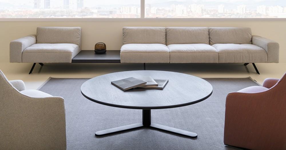 Sistema Legs and Soft | Büroeinrichtung - Büroplanung - Innenausbau | WSA
