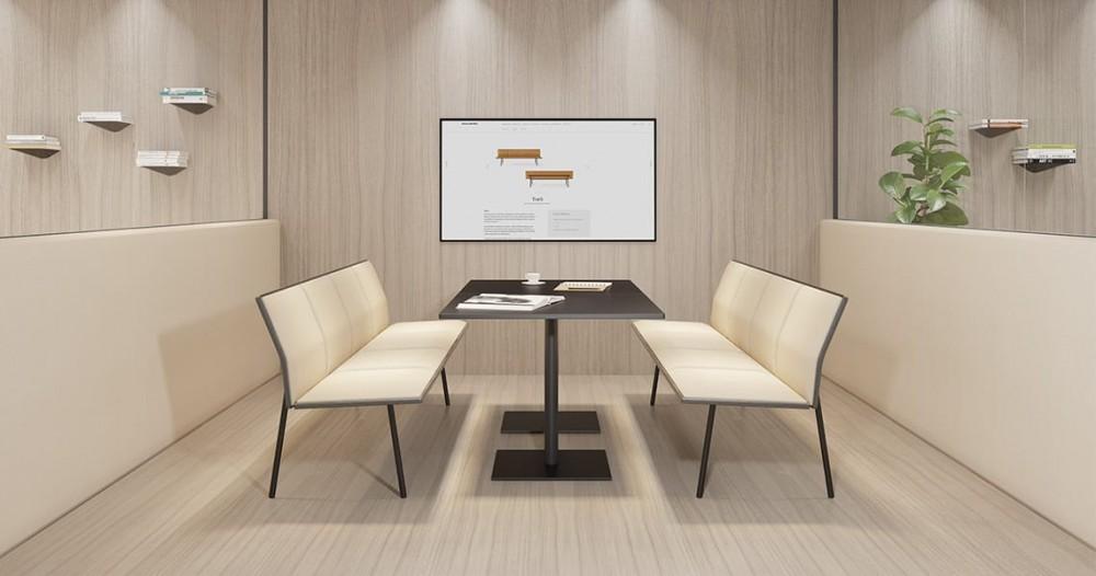 Torii | Büroeinrichtung - Büroplanung - Innenausbau | WSA