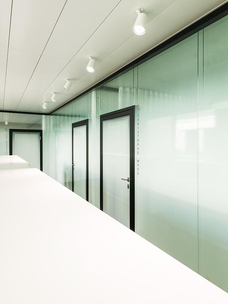 Trennwandsysteme | Büroeinrichtung - Büroplanung - Innenausbau | WSA
