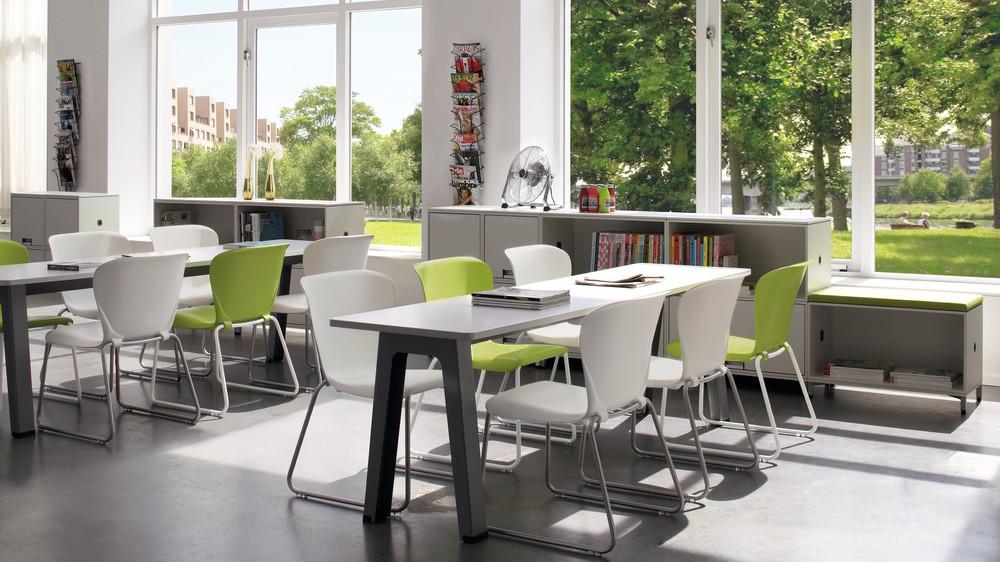 Westside | Büroeinrichtung - Büroplanung - Innenausbau | WSA