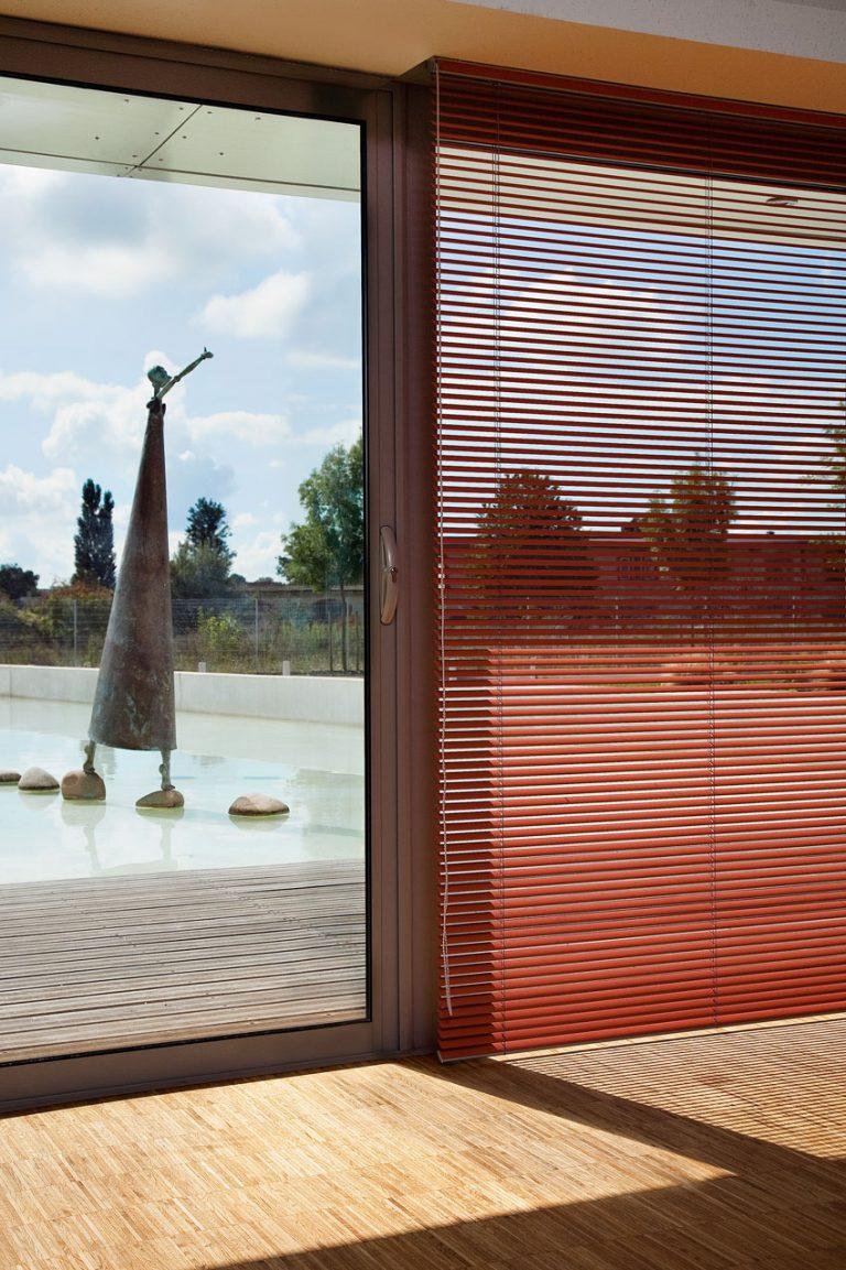 Horizontal-Jalousien | Büroeinrichtung - Büroplanung - Innenausbau | WSA