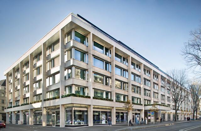BÜRO ZÜRI | Büroeinrichtung - Büroplanung - Innenausbau | WSA