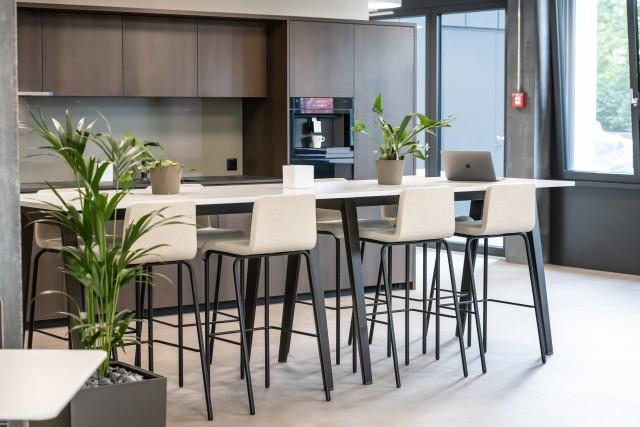 INNOVATION PARK CENTRAL SWITZERLAND | Büroeinrichtung - Büroplanung - Innenausbau | WSA