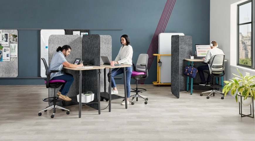 Steelcase Flex Collection   Büroeinrichtung - Büroplanung - Innenausbau   WSA