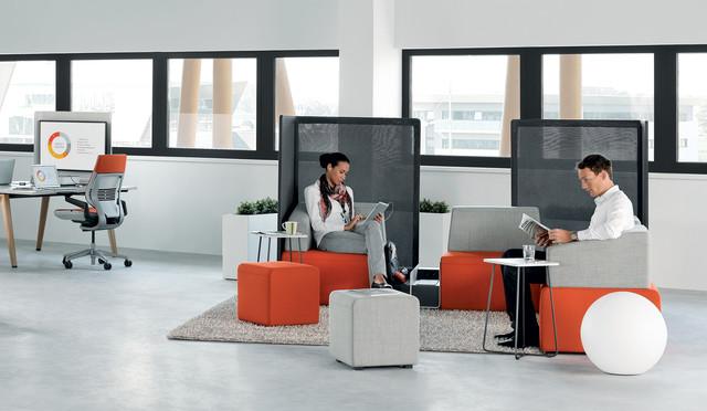 A SENSE OF WELLBEING IN THE WORKPLACE | Büroeinrichtung - Büroplanung - Innenausbau | WSA