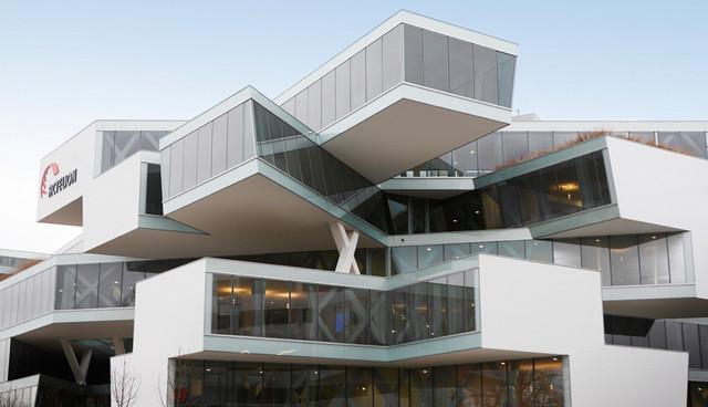 ACTELION PHARMACEUTICALS LTD, ALLSCHWIL | Büroeinrichtung - Büroplanung - Innenausbau | WSA