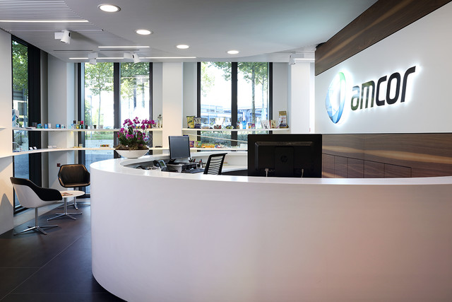 AMCOR, ZURICH | Büroeinrichtung - Büroplanung - Innenausbau | WSA