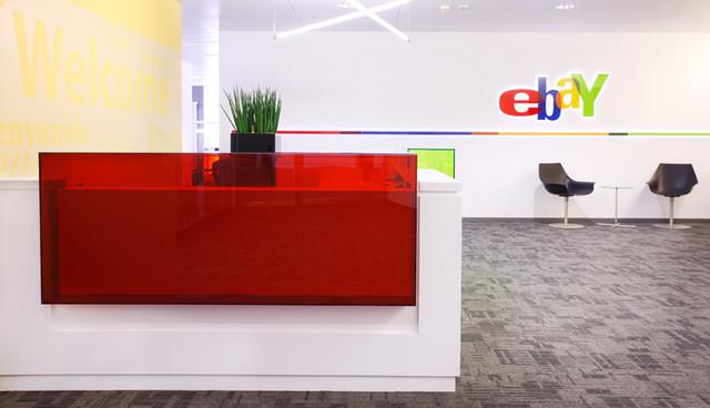 EBAY, ZURICH | Büroeinrichtung - Büroplanung - Innenausbau | WSA