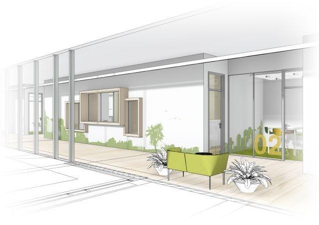 Interior Design   Büroeinrichtung - Büroplanung - Innenausbau   WSA