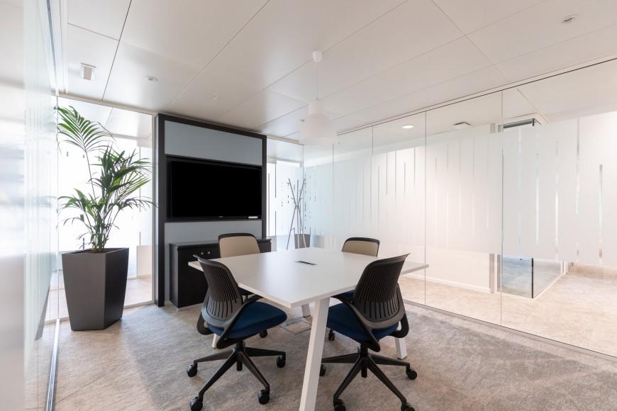 Geneva | Büroeinrichtung - Büroplanung - Innenausbau | WSA