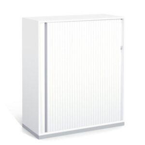 Steelcase Share it cabinet with horizontal roller shutter   Büroeinrichtung - Büroplanung - Innenausbau   WSA