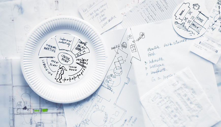 Planning services | Büroeinrichtung - Büroplanung - Innenausbau | WSA