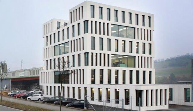 STAHLTON BAUTEILE AG, FRICK | Büroeinrichtung - Büroplanung - Innenausbau | WSA