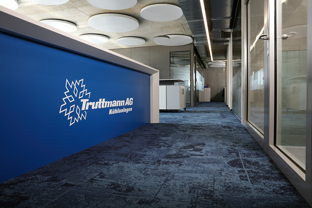 TRUTTMANN AG, REIDEN | Büroeinrichtung - Büroplanung - Innenausbau | WSA