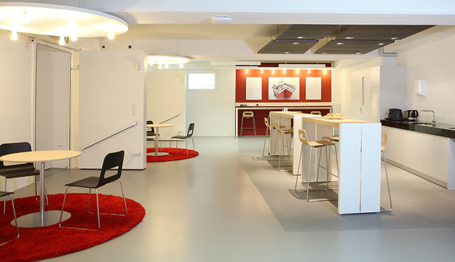 USTER TECHNOLOGIES AG, USTER | Büroeinrichtung - Büroplanung - Innenausbau | WSA