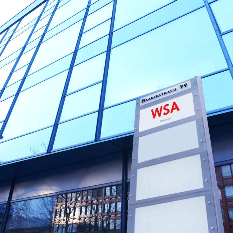 Zug | Büroeinrichtung - Büroplanung - Innenausbau | WSA