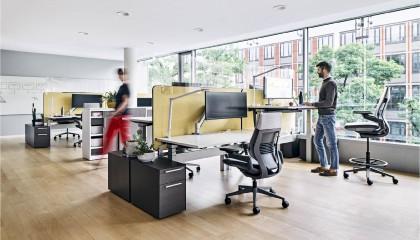 Back to the Office Solutions | Büroeinrichtung - Büroplanung - Innenausbau | WSA