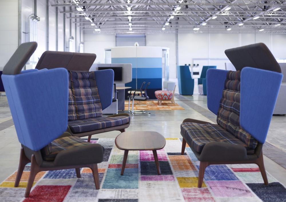 Aden | Büroeinrichtung - Büroplanung - Innenausbau | WSA